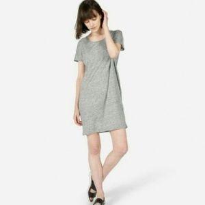 Everlane Linen Dolman Tee Dress